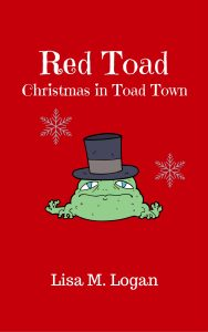 Red Toad Christmas cover