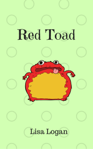 Red Toad Cover as PNG